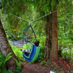 Iesire cu rulota off-camping, mai ceva ca in camping, pe Valea Ilvei