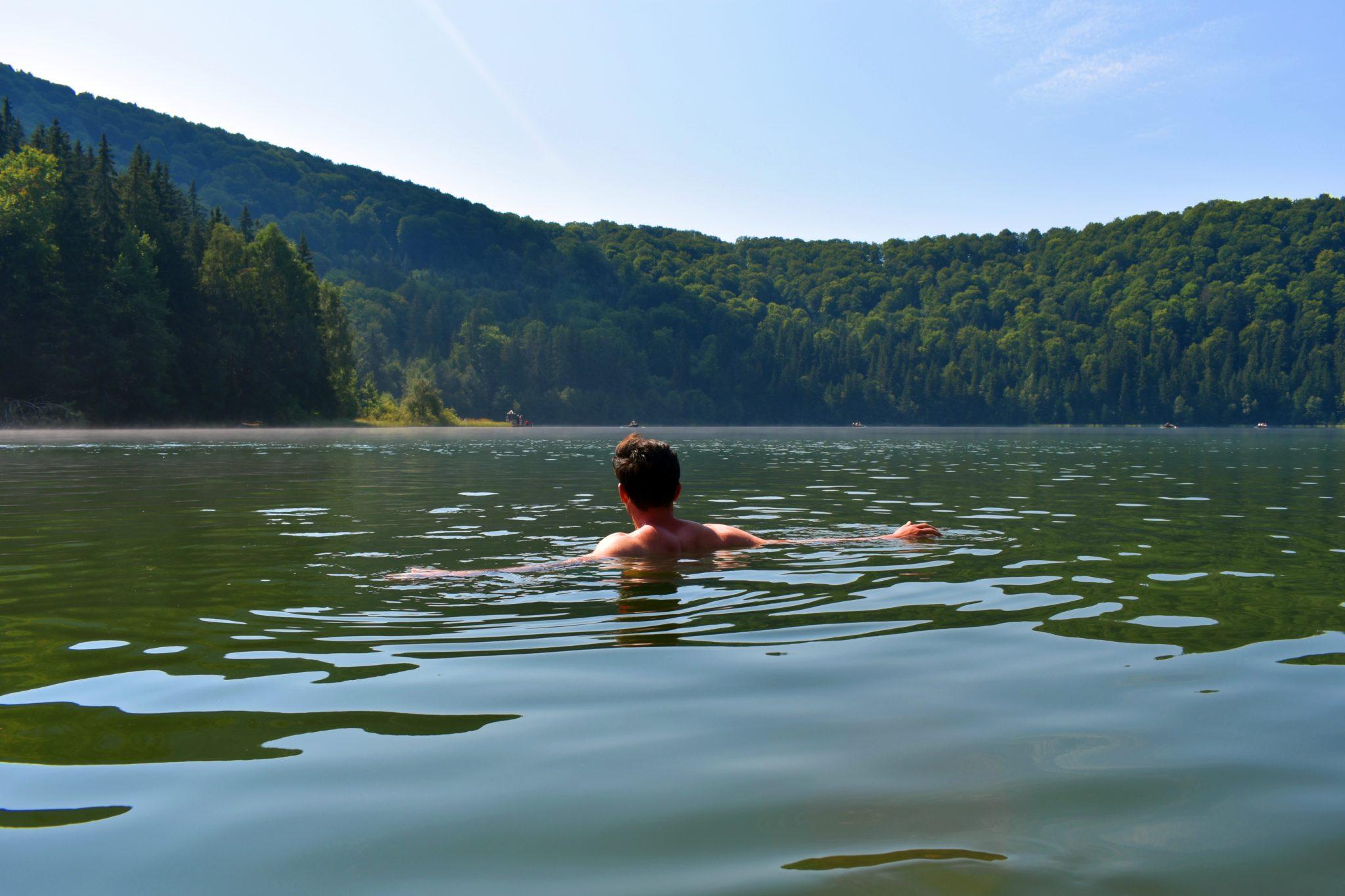 Lacul Sfanta Ana si Tinovul Mohos, locuri binecuvantate de natura
