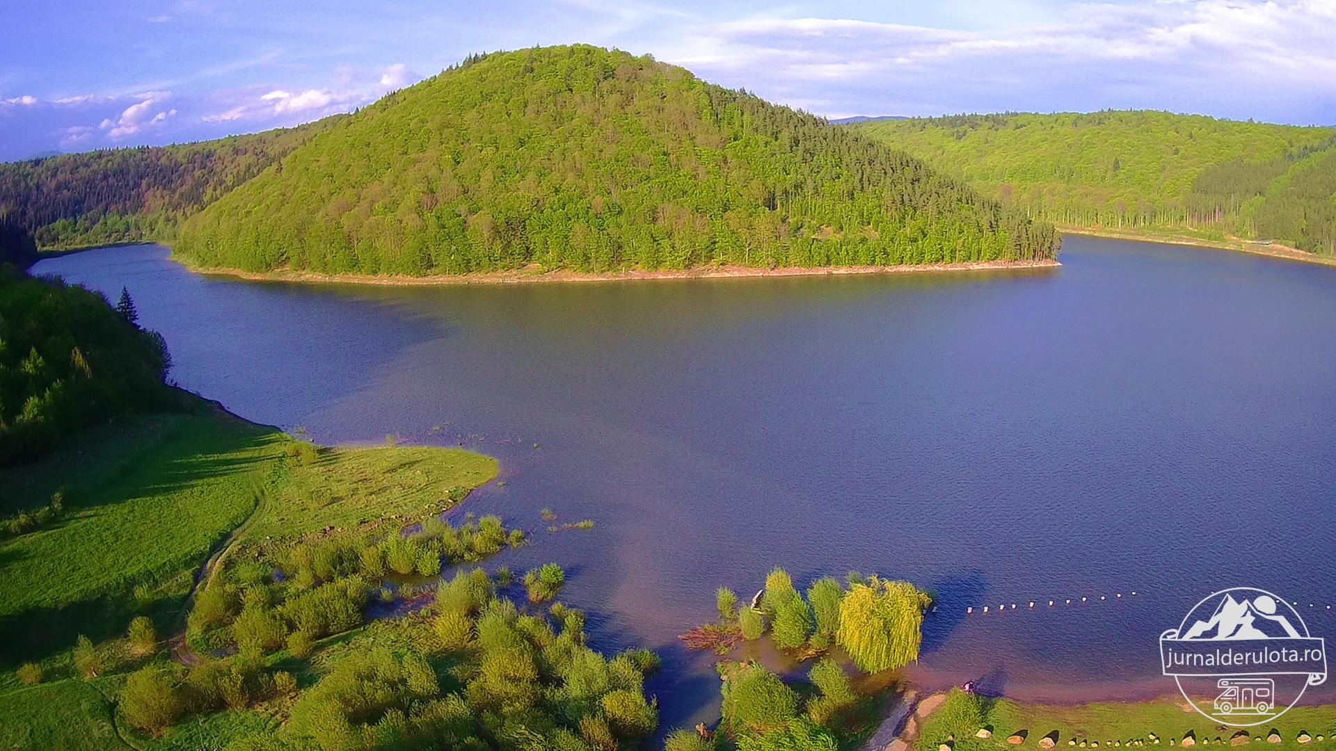 Lacul Zetea- locul in care iti doresti sa revii