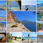 Locuri in care am fost in calatoria noastra cu autorulota in Grecia