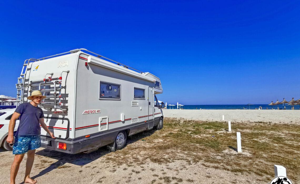 Cu autorulota in camping sau offcamping pe litoral, in vreme de pandemie??
